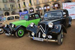 Trobada dels Amics del Motor Clàssic de Manlleu