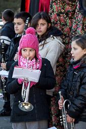 Festa Major de Sant Vicenç a Prats de Lluçanès, 2015