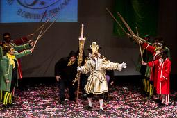 Presentació del Carnaval de Terra Endins 2015