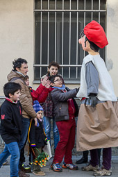 Fira de Sant Sebastià a Sant Pere de Torelló