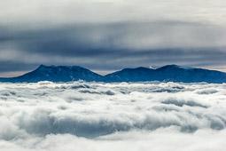 Osona: paisatge i meteorologia (gener 2015)