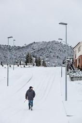 Nevada del 4 de febrer a Osona