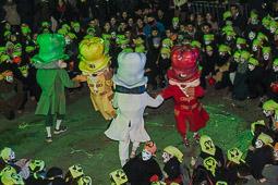 Carnaval de Terra Endins 2015: El Pullasu