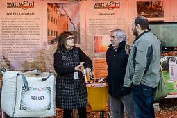 Fira de la Biomassa Forestal de Catalunya 2015