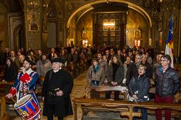 L'ANC del Voltreganès commemora els Fets de La Gleva de 1714