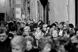 Processó del Mont-i-calvari a Sant Julià de Vilatorta, 2015