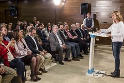 Municipals 2015: El PP presenta a Vic els seus alcaldables de la Catalunya Central