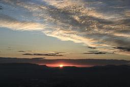 Osona: paisatge i meteorologia (abril 2015)