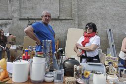 Mercat del Trasto de Torelló, 2015