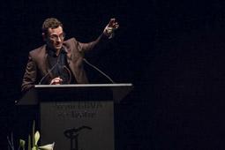 Gala de lliurament del Premi BBVA de Teatre 2015