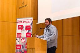Municipals 2015: acte final de Solidaritat a Vic