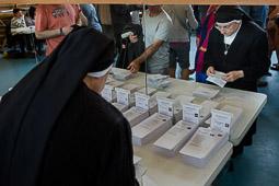 Municipals 2015: jornada electoral a Vic