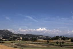 Osona: paisatge i meteorologia (maig 2015)