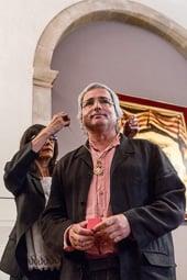 Ple de constitució de l'Ajuntament de Vic