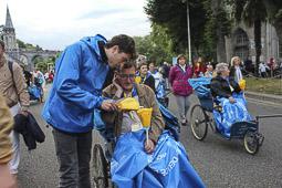 Pelegrinatge a Lourdes, 2015