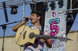 Concert dels Catarres al 5è aniversari d'Adolescents.cat