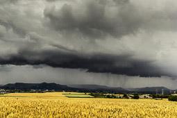 Osona: paisatge i meteorologia (juny 2015)