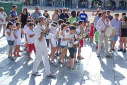 Festa Major de Vic 2015: Xurriacada Infantil