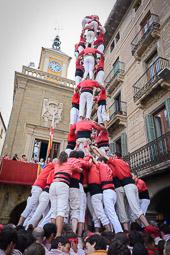 Festa Major de Vic 2015: Trobada Castellera