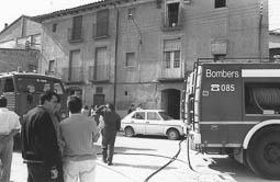 Estimats bombers (1978-94) Manlleu, bomba urbana pesant 125, de Vic. Foto: Arxiu La Marxa