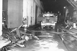 Estimats bombers (1978-94) Polígon Mas Galí (1991). Foto: Arxiu La Marxa