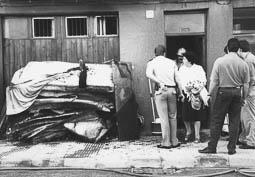 Estimats bombers (1978-94) Vic (1989). Foto: Arxiu La Marxa