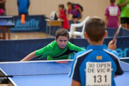 Open Internacional Ciutat de Vic de Tennis Taula 2015