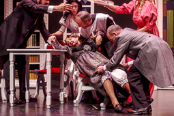 Festa Major de Roda de Ter 2015: «La importància de ser Frank» del grup Arrels