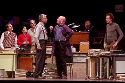 «La Nit» a la Trobada de Teatre d'Osona 2015