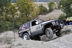 Campionat de Catalunya de Trial 4x4 a Muntanyola