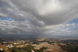 Osona: paisatge i meteorologia (novembre 2015)