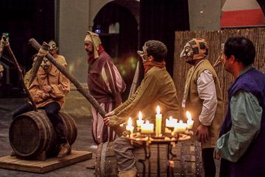Mercat Medieval de Vic 2015: L'assalt de l'Altarriba
