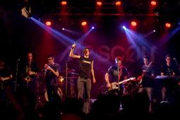Concert d'Strombers i  Ressaka al Moscou