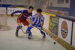 OK Lliga: CP Voltregà 1 CP Barcelona 4