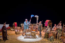 Teatre Musical: «La Tempesta Shakespeare» a L'Atlàntida