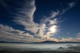 Osona: paisatge i meteorologia (desembre 2015)