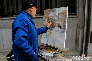 Badanadal de Manlleu: Concurs de Pintura Ràpida