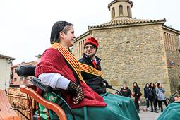 Passant dels Tonis de Santa Eugènia de Berga, 2016