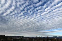 Osona: paisatge i meteorologia (gener 2016)