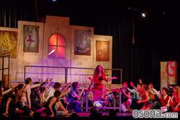 Musical «Fama» de l'IES Castell del Quer de Prats de Lluçanès