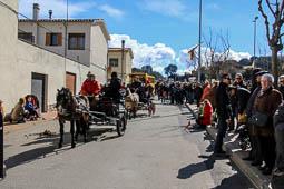 Passant dels Tres Tombs de Sant Miquel de Balenyà, 2016