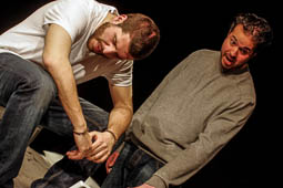 Teatre: «Enemics» de la Cia. Collateral a Vic