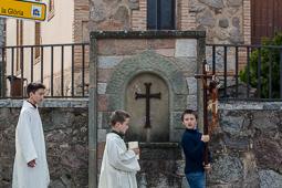 Via Crucis de Viladrau, 2016