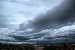 Osona: paisatge i meteorologia (març 2016)