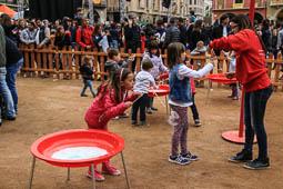 Tarda de Sant Jordi a Vic, 2016