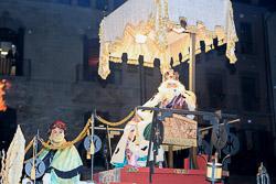 Cavalcada de Reis a Vic