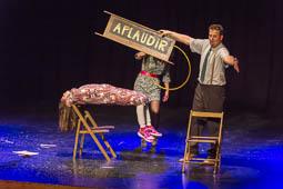 «Genius» del Màgic Andreu al Festival Internacional de Màgia de Tona