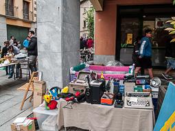Mercat del Trasto de Torelló, 2016