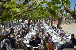 Festes de Sant Baldiri a Sant Boi de Lluçanès