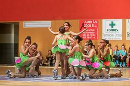 Festival del Club Patinatge Artístic Sant Julià de Vilatorta